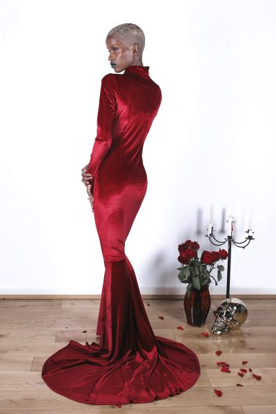 RedGown